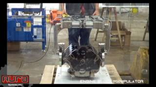 Aura Systems - Engine Block Manipulator