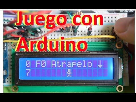 ✅ Caracteres personalizados para crear Juego con Arduino y LCD 2x16, Fácil de hacer