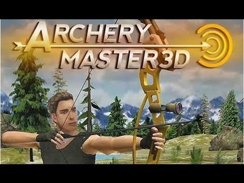 Vídeo do Tiro Mestre 3D - Archery