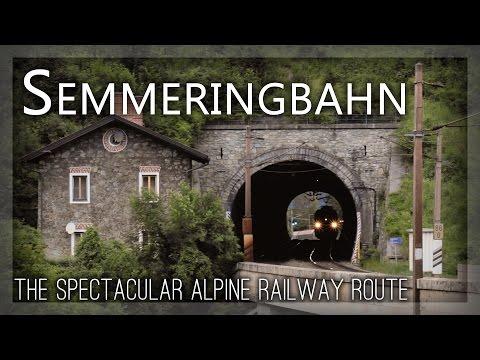 Weltkulturerbe Semmeringbahn | The spect
