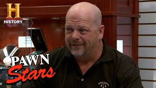 Pawn Stars: Rick's Toughest Negotiations | History