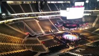 T-Mobile Arena UFC 200 Section 201 Row J