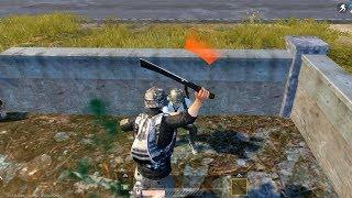狙击手麦克:首次尝试用砍刀吃鸡!敌人懵了,还有这种操作?