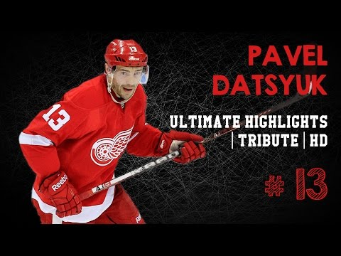 c10d87319bc Pavel Datsyuk Ultimate Highlights Tribute HD play