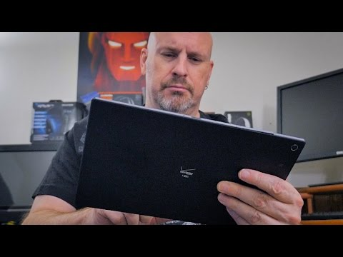 Sony Xperia Z2 Tablet Review! (Verizon)