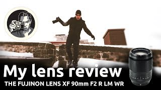 THE SHARPEST APS-C LENS. MY FUJINON XF 90MM F2 R LM WR LENS REVIEW.