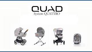Inglesina Quad System QUATTRO - Demo video EN