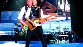 Spandau Ballet - Always In The Back Of My Mind (Live at Rome 02-03-2010)