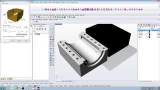 CNC TOOL PATH PROGRAMMING