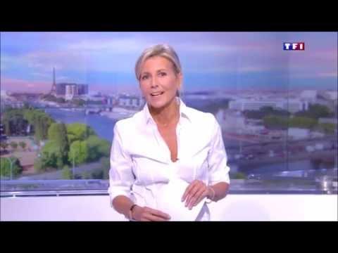 Image video Clôture du dernier JT de Claire Chazal