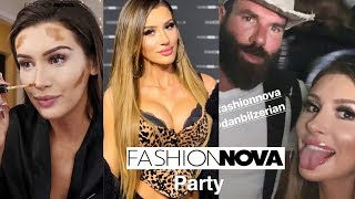 FASHION NOVA PARTY + GET READY WITH ME BEFORE IT