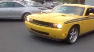 preview picture of video 'Dodge Challenger 2010 usagé à vendre St-Constant - Automobile en Direct.com'
