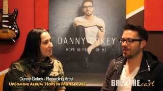 Danny Gokey 'Hope in Front of Me' Exclusive Interview Live at BMG