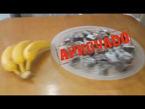 MELHOR DOCE DE BANANA QUE JÁ FIZ (Bananinha) | Preto Na Cozinha