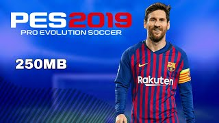 PES 2020 PPSSPP Camera PS4 Android Offline 600MB Best