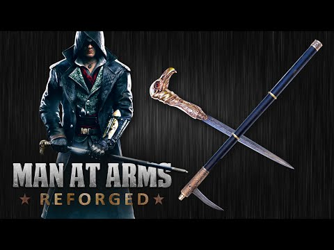 Jacob's Cane Sword (Assassin's Creed Syndicate) -  Man At Arms: Reforged