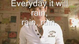 Austin Mahone - It will Rain - Lyrics