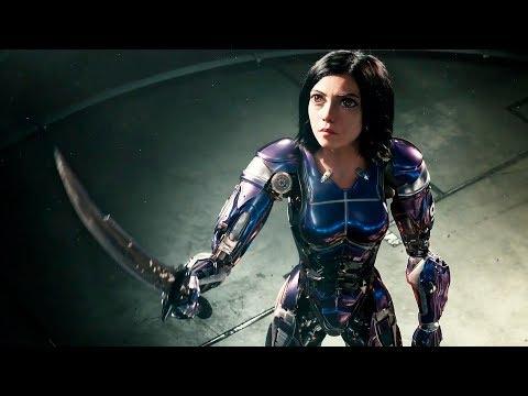 Алита: Боевой ангел — Русский трейлер #3 (2019) онлайн видео