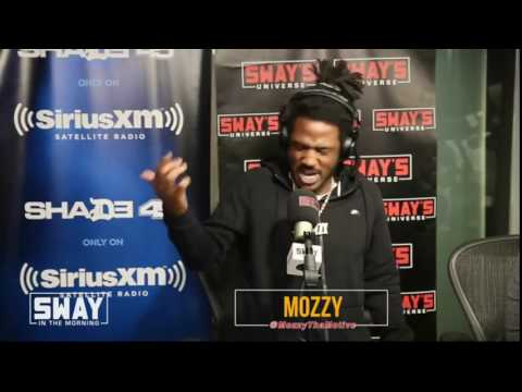 Mozzy Freestyles on 🔥Sway In The Morning🔥