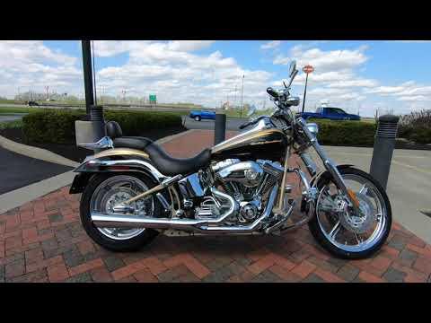 2003 Harley-Davidson CVO Softail Deuce FXSTDSE