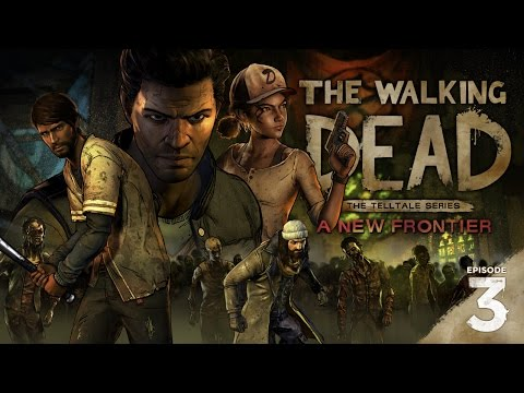 The Walking Dead: A New Frontier - Ep 3: Above the Law - Official Trailer thumbnail