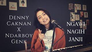 Chord Gitar Ngawi Nagih Janji - Denny Caknan ft Ndarboy Genk Dicover Michela Thea