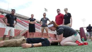 Athletic Training At North Central College
