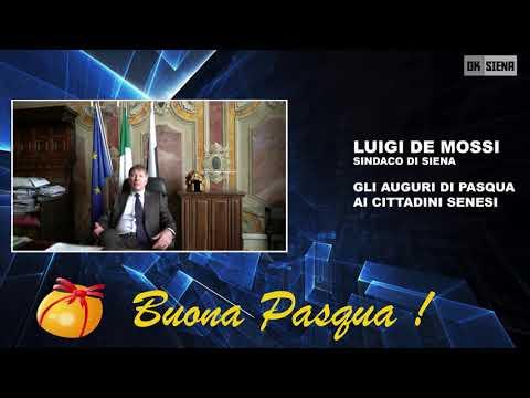 Gli auguri di Pasqua di Luigi De Mossi