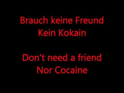 Rammstein   Benzin English Lyrics & Translations