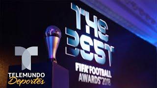 ¡Premios The Best! Todo lo que debes saber | Más Fútbol | Telemundo Deportes