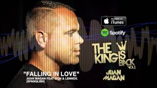 Juan Magan - Falling In Love Feat. Zion & Lennox [Spanglish] Audio