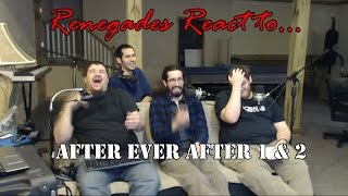 Renegades React to... After Ever After 1 & 2