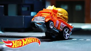 Extreme Stop Motion Compilation | Hot Wheels