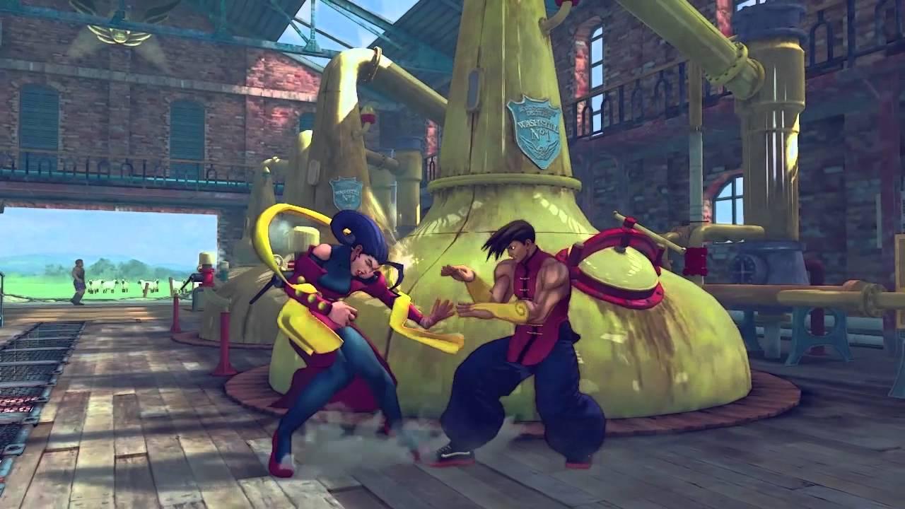 Ultra Street Fighter IV: No Next-Gen Version