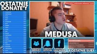 MEDUSA spiewa Cypisa glosem Gabrysi i nie tylko !!! #REKORD MUSISZ TO ZOBACZYC!!! (TELEFONY)