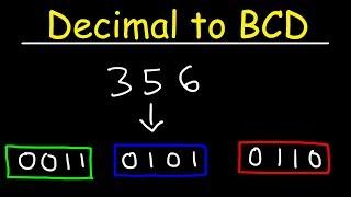 Decimal To BCD