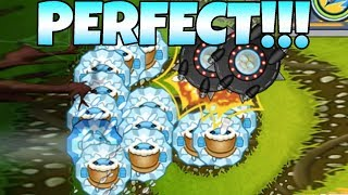 HOW DOES THAT WORK SO PERFECTLY? Bloons TD Battles