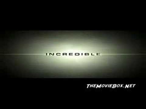 The Incredible Hulk (TV Spot 2)