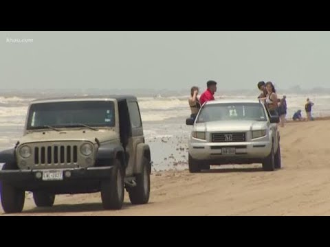 Bracing For More Rowdy Crowds In Galveston