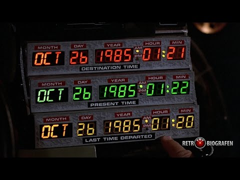 Back to the Future Movie Trailer