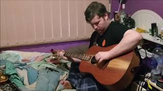 Weight Of The Badge .. George Strait.. Jarrod Foster Guitar Cover
