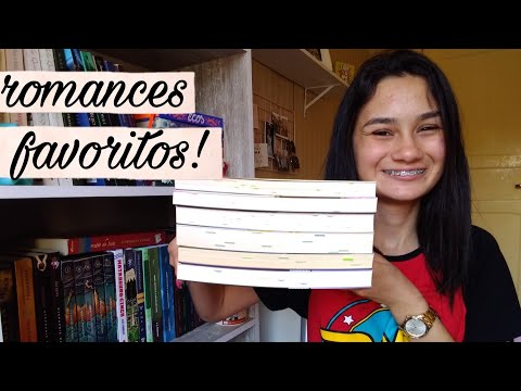 MEUS ROMANCES FAVORITOS ??? || Amid Books