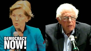 Warren Apologizes to Native Americans; Sanders Backs Rescinding Medals for Wounded Knee Massacre