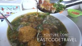 Bánh đa Cua Hai Phong  Crap Soup Noodle Vietnamese Street Food