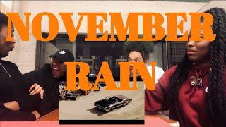 Kris Wu    November Rain MV REACTION  MARX REACTS