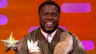 Kevin Hart Fought With 'Racist' Camel Filming Jumanji   The Graham Norton Show