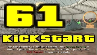 GTA San Andreas -  Kickstart - How to get a perfect score - 61 - Frame Limiter On