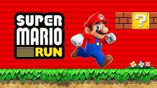 Super Mario Run - Марио теперь на Android (обзор-летсплей)