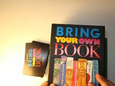LittleLadyPlay's Review of BYOBook