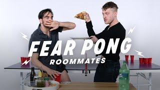 Roommates Play Fear Pong (Steven vs. Scotty) | Fear Pong | Cut